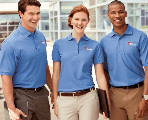 Como escolher uniforme profissional para o verão?