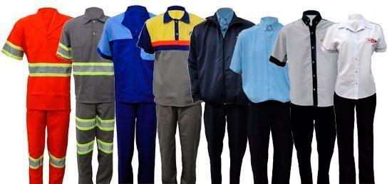 Como escolher os melhores tecidos para uniformes profissionais